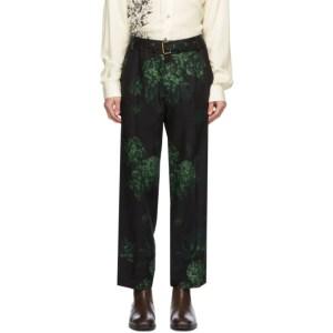 Davi Paris Black Hortense Trousers