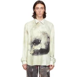 Davi Paris Multicolor Morpheus Shirt