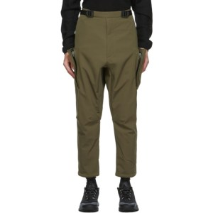ACRONYM Green P31A-DS Cargo Pants