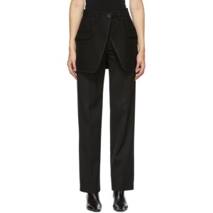 Andersson Bell Black Layered Jacket Lennon Trousers