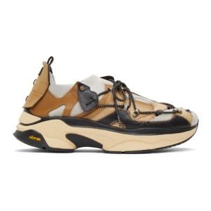 Andersson Bell Beige Re-Made Stewart Sneakers