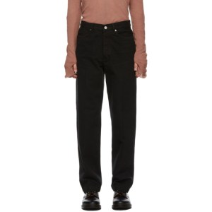Tanaka Black Dad Jeans