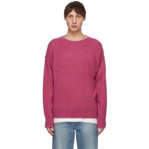 Tanaka Pink Cashmere Blend Sweater