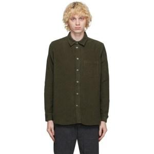 Wood Wood Green Aske Shirt