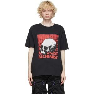 Alchemist Black Rise Above T-Shirt