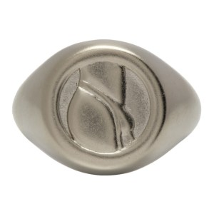 Ludovic de Saint Sernin Silver Top Ring