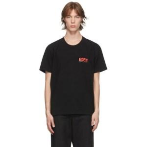 EDEN power corp Black EDEN Recycled T-Shirt