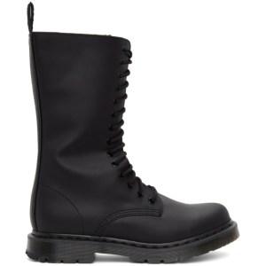 Dr. Martens Black Snowplow 1914 Kolbert Boots