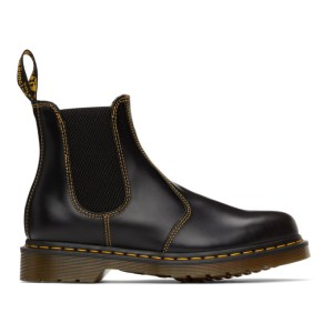 Dr. Martens Grey 2976 Chelsea Boots