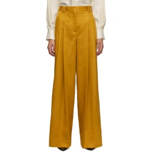 Partow Yellow Wren Trousers