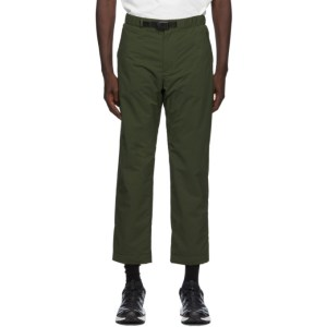 Snow Peak Green 2L Octa Trousers