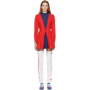 adidas LOTTA VOLKOVA Red Ice Skate Dress