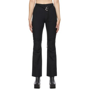 Hyein Seo Navy Bootcut Trousers
