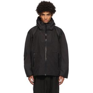 Hyein Seo Black Hardshell Jacket