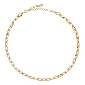 Numbering Gold 851 Chain Necklace