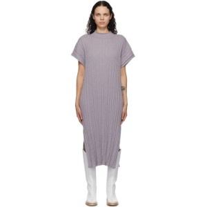 RUS Purple Merino Higasa Dress