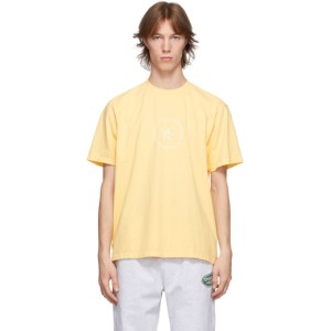 Sporty and Rich Yellow SRHWC T-Shirt