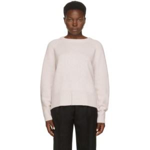 arch4 Off-White Cashmere Bredin Crewneck Sweater