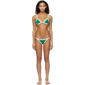 Medina Swimwear Green Sunkiss Bikini