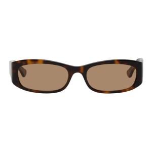 Port Tanger Tortoiseshell Leila Sunglasses