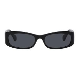 Port Tanger Black Leila Sunglasses