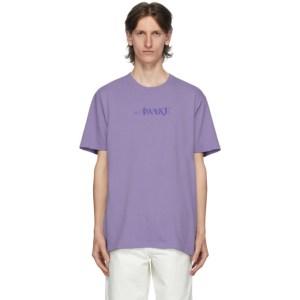 Awake NY Purple Logo T-Shirt