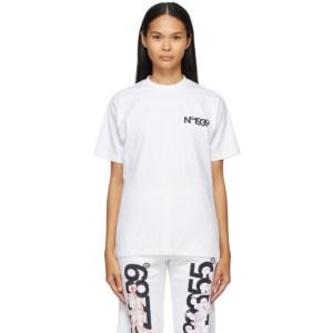 The DSA White NO1939 T-Shirt