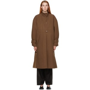 Kim Matin Brown Shell Coat