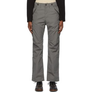 Visvim Grey Jumbo Eiger Sanction Cargo Pants