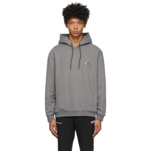 Colmar by White Mountaineering Grey Logo Hoodie