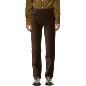 Sefr Brown Corduroy Sin Trousers
