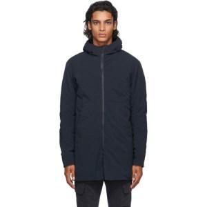 Veilance Navy Mionn IS Coat