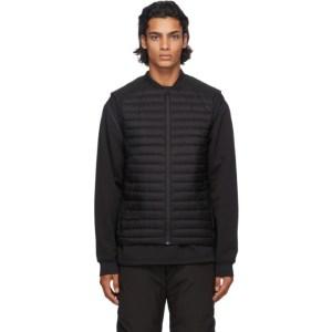 Veilance Black Down Conduit LT Vest