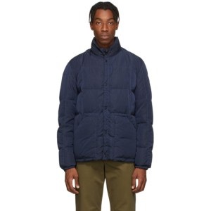 Holubar Navy Down New Mike Jacket