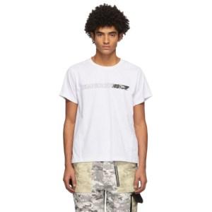 ADYAR SSENSE Exclusive White Graphic T-Shirt