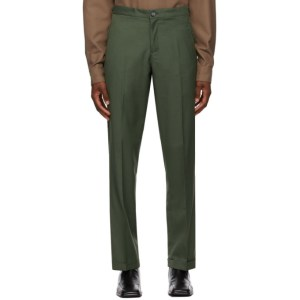 Winnie New York Green Suiting Trousers