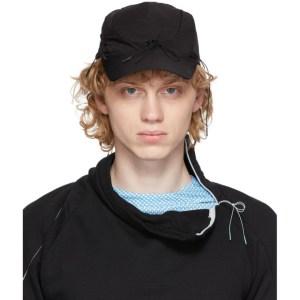 Saul Nash Black Shape-Shifter Cap