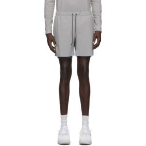 JACQUES Grey Compression Shorts