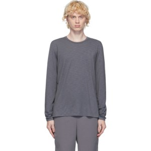 JACQUES Grey L-Sleeve T-Shirt
