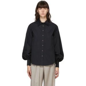 Anna Quan Black Castiglia Shirt