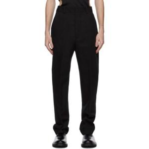 Carlota Barrera Black Skinny Trousers
