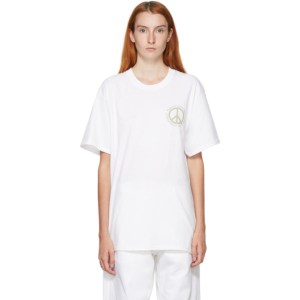 Museum of Peace and Quiet White Zen Center T-Shirt