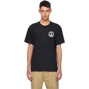 Museum of Peace and Quiet Black Zen Center T-Shirt