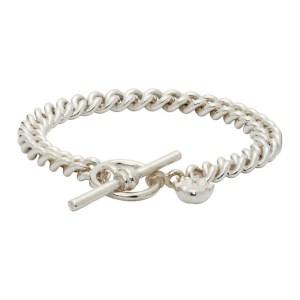 Georgia Kemball Silver Goblin Bracelet