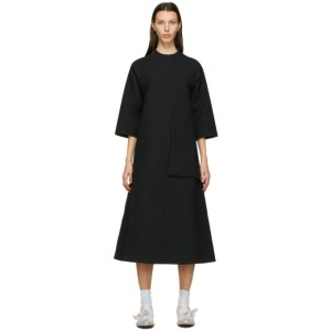 Toogood Black The Fencer Dress