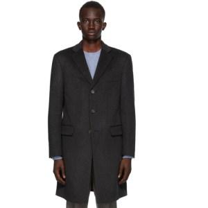 Harmony Grey Wool Apollo Coat