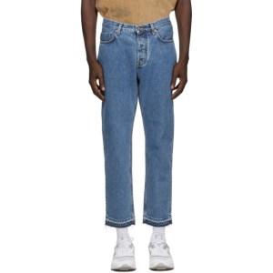 Harmony Blue Dorian Jeans
