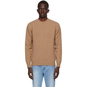 Harmony Tan Wulf Sweater