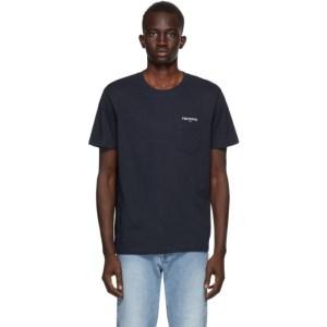 Harmony Navy Teddy T-Shirt