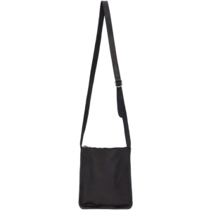 Guidi Black Security Pouch